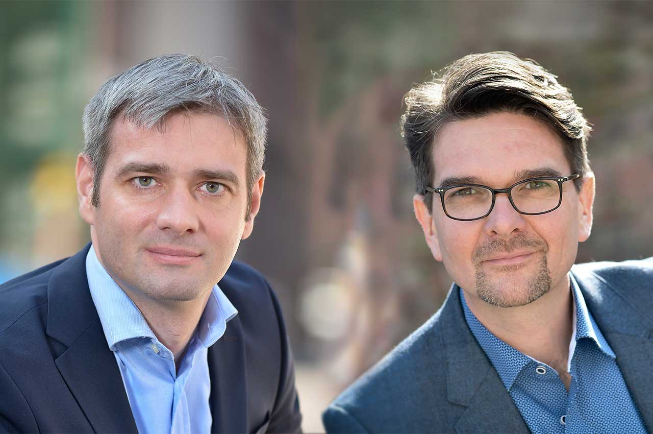 Dr. Claus Kremoser and Thomas Hoffmann, Phenex Pharmaceuticals AG
